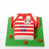 Rugby Shirt - online cakes