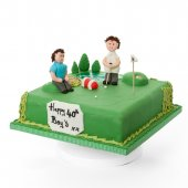 Golf Course - online cakes