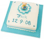 Baby Shower & Christening Cakes