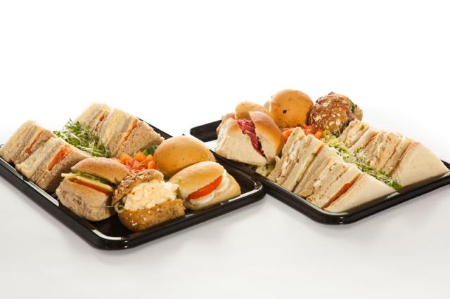 Roll & Sandwich Platter | Janes Pantry