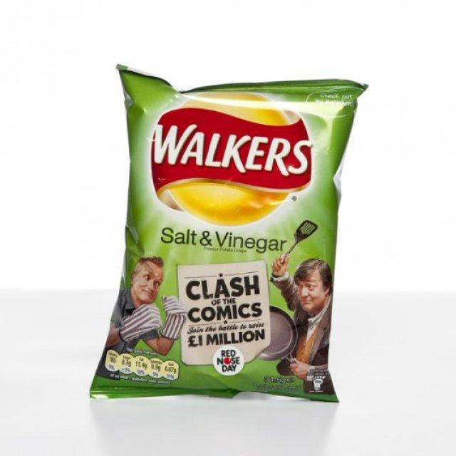 Salt & Vinegar Crisps   Janes Pantry