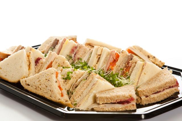 Sandwich Platter X2   Janes Pantry