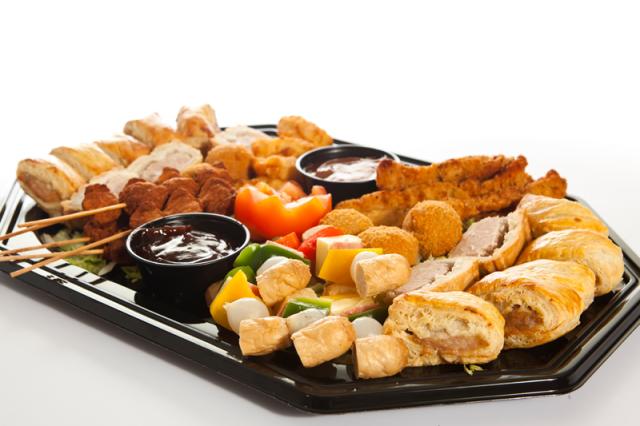 Savoury Meat Platter | Janes Pantry