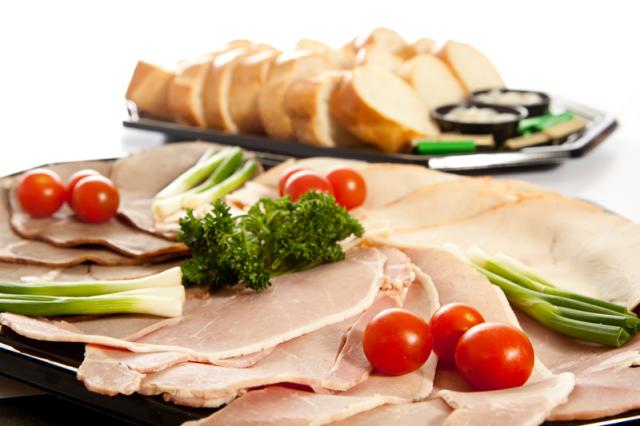 Sliced Meat Platter | Janes Pantry